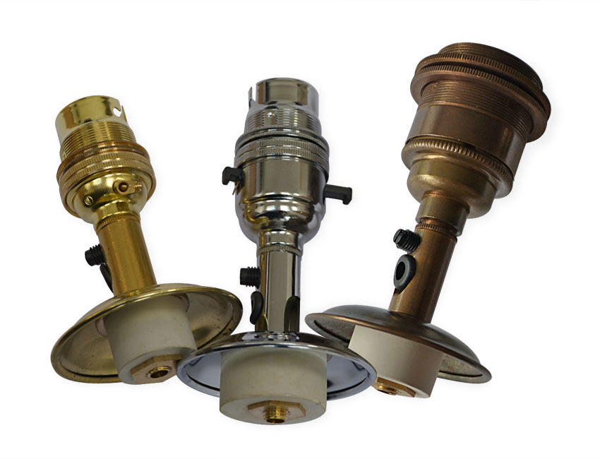 Table Lamp Kits For Bottles Vases Amp Wooden Table Lamps